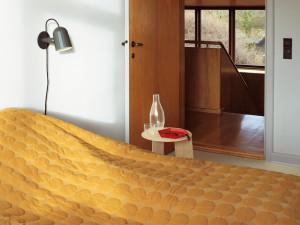 Hay Mega Dot Bed Cover Yellow