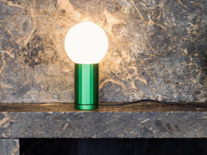 View Hay Turn On Table Lamp