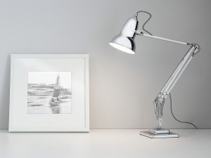View Anglepoise Original 1227 Chrome Desk Lamp