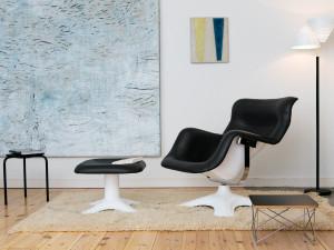 Artek Karuselli Lounge Chair