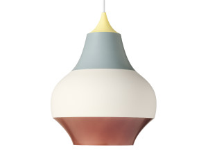 View Louis Poulsen Cirque Pendant Light - Yellow