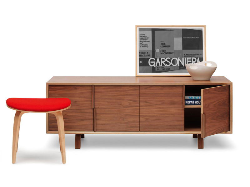 Credenza Peru : Perf credenza copper black matt by diesel living with moroso
