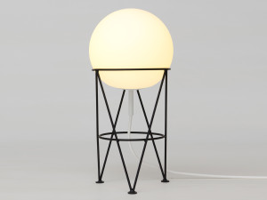 Atelier Areti Structure and Globe Table Lamp