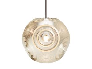 View Tom Dixon Curve Ball Pendant Light