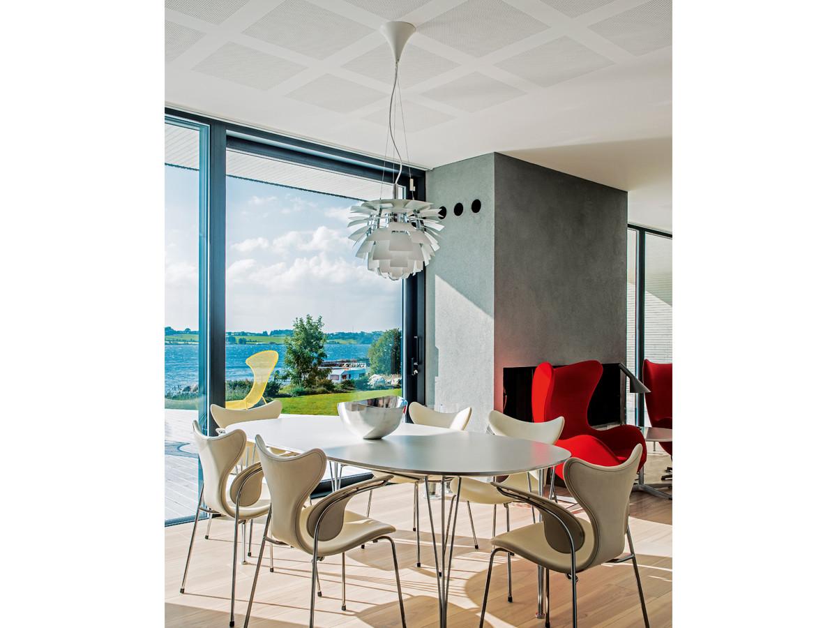 buy the louis poulsen ph artichoke suspension light white at. Black Bedroom Furniture Sets. Home Design Ideas
