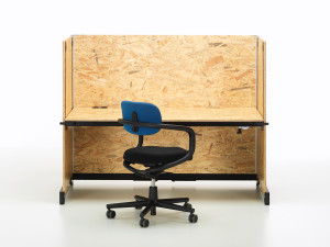 View Vitra Hack Desk