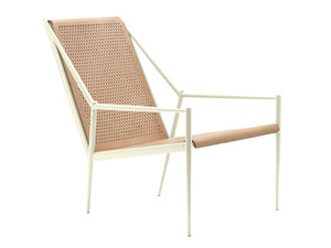 View Cappellini Acciaio Lounge Chair