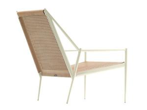 Cappellini Acciaio Lounge Chair