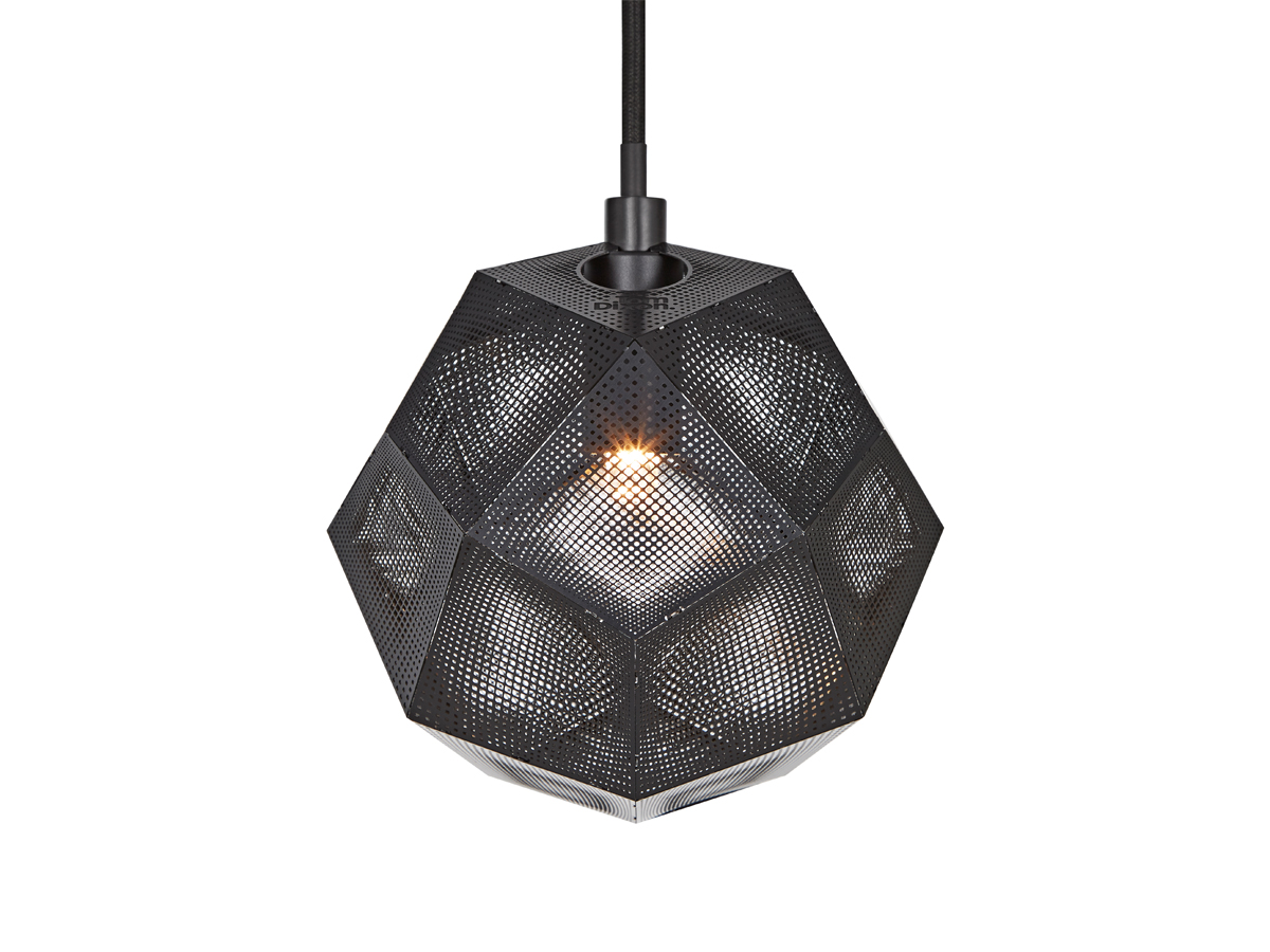 buy the tom dixon etch mini pendant light at. Black Bedroom Furniture Sets. Home Design Ideas