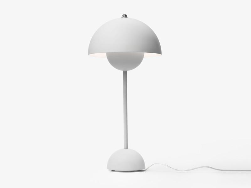 &Tradition FlowerPot VP3 Table Lamp Matt
