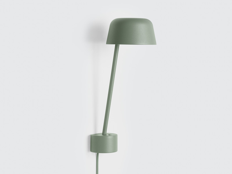 Buy the Muuto Lean Wall Light at Nest.co.uk