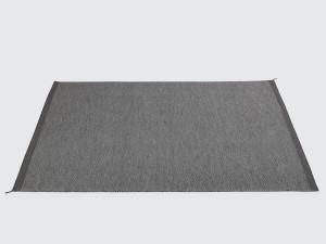 Muuto Ply Rug Dark Grey