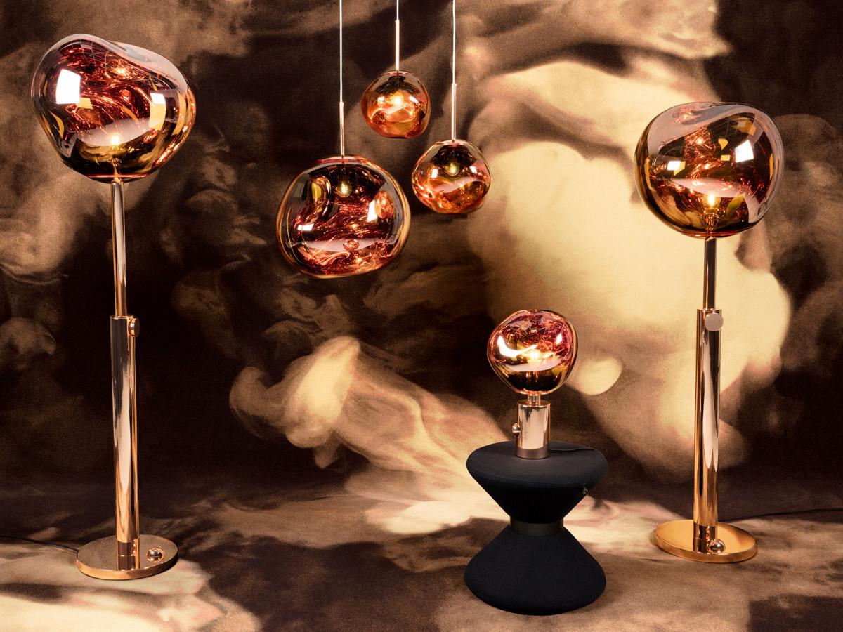 Buy the Tom Dixon Melt Floor Lamp at Nest.co.uk