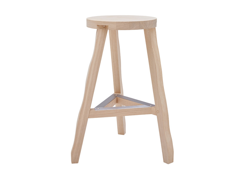 Buy The Tom Dixon Offcut Bar Stool At Nest Co Uk