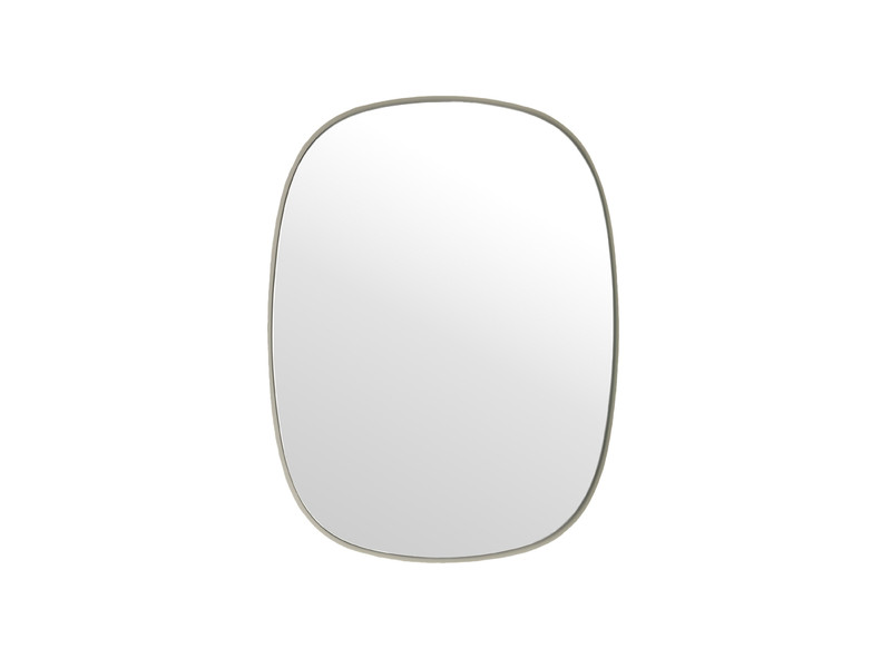 Buy the Muuto Framed Mirror Small at Nest.co.uk