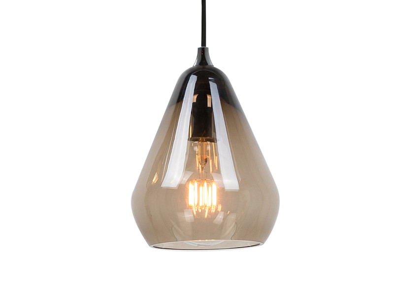 Innermost Core Pendant Light - Smoke
