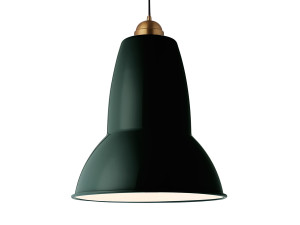 View Anglepoise Original 1227 Giant Brass Pendant Light