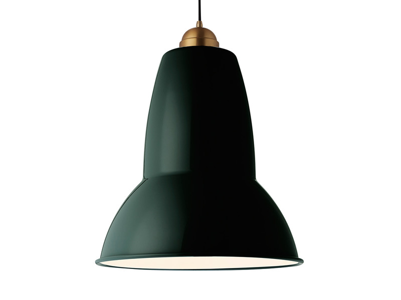 Anglepoise Original 1227 Giant Brass Pendant Light  sc 1 st  Nest.co.uk & Buy the Anglepoise Original 1227 Giant Brass Pendant Light at Nest ... azcodes.com