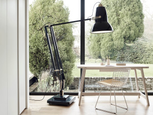 View Anglepoise Original 1227 Giant Brass Floor Lamp