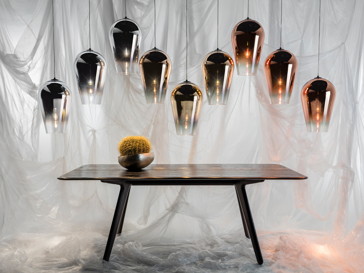 buy the tom dixon fade pendant light at. Black Bedroom Furniture Sets. Home Design Ideas