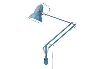 View Anglepoise Original 1227 Giant Brass Wall Mounted Lamp