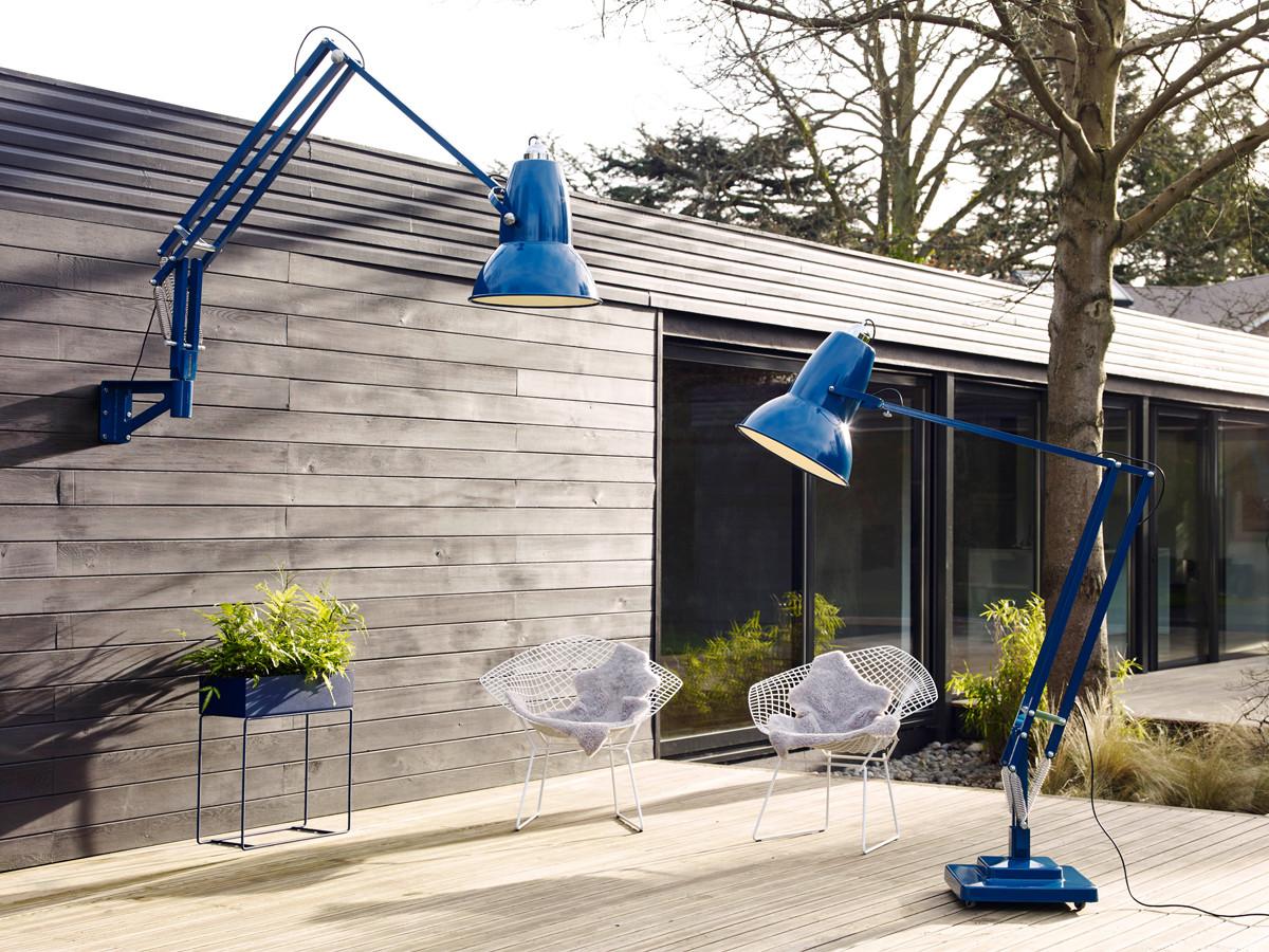Outdoor floor lamps -  Anglepoise Original 1227 Giant Outdoor Floor Lamp