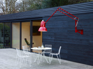 View Anglepoise Original 1227 Giant Outdoor Wall Mounted Lamp
