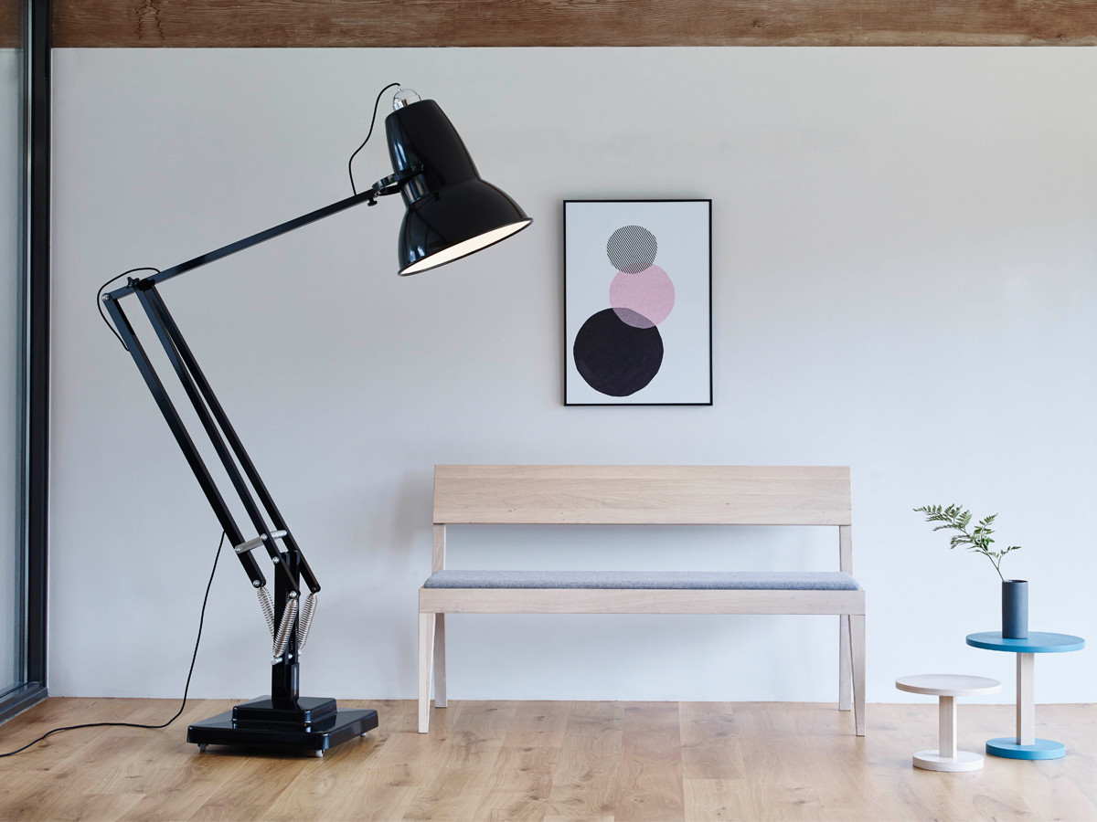 Buy the anglepoise original 1227 giant floor lamp at nest giant floor lamp 1234567 aloadofball Images