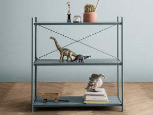 View Ferm Living Punctual Shelving System 1x3