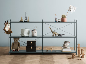 View Ferm Living Punctual Shelving System 2x3
