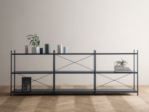 View Ferm Living Punctual Shelving System 3x3
