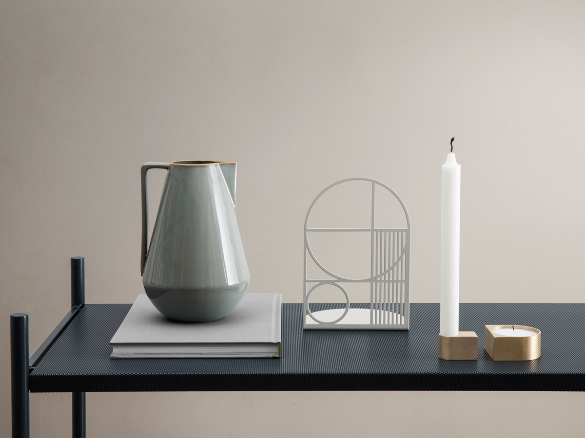 buy the ferm living punctual shelving system x at nestcouk -  ferm living punctual shelving system x