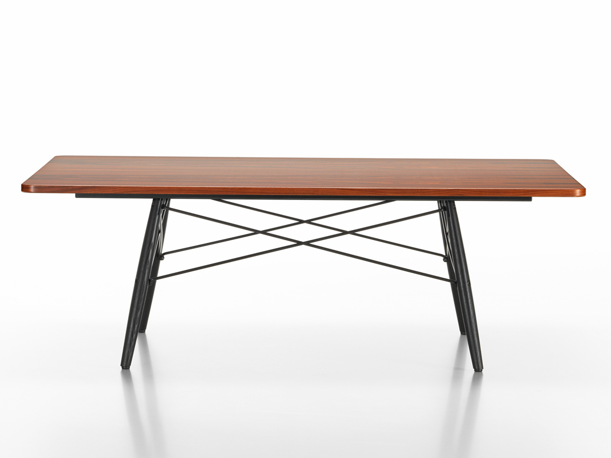 Buy the vitra eames coffee table rectangular at nest vitra eames coffee table rectangular 123456 geotapseo Choice Image