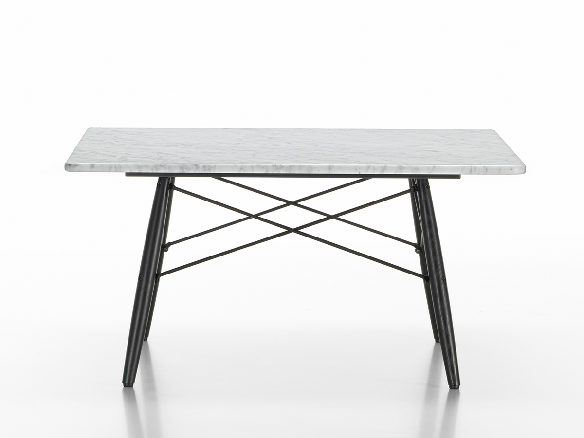 Buy the vitra eames coffee table square at for Eames vitra replica