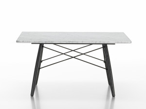 View Vitra Eames Coffee Table Square