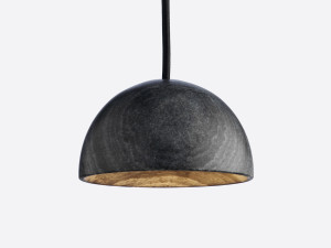 View Hay Marble Pendant Light