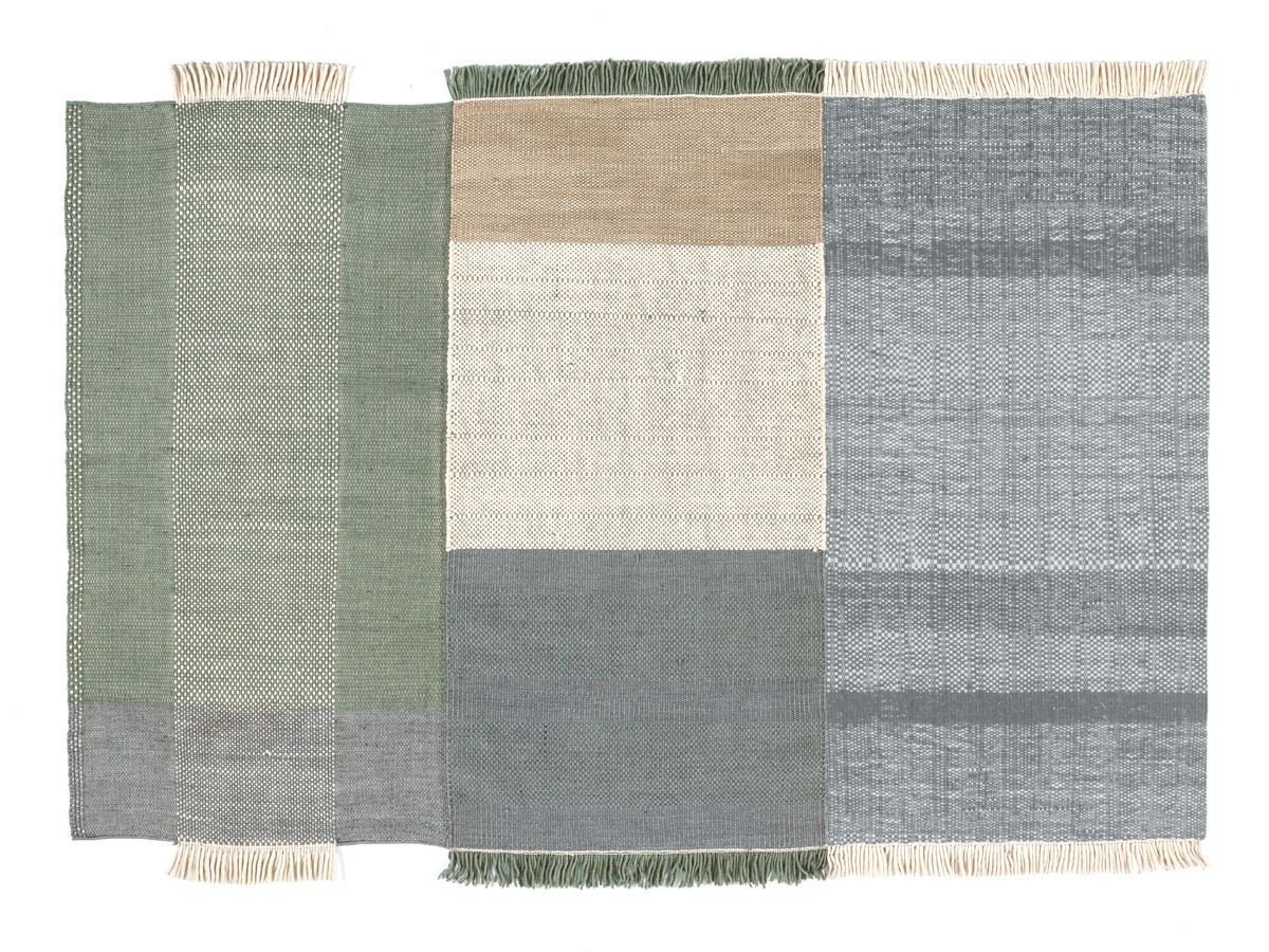 Buy the nanimarquina tres rug salvia at for Nanimarquina outlet