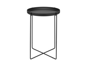 View E15 CM05 Habibi Side Table Black