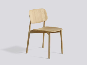 View Hay Soft Edge 12 Chair Wood Frame