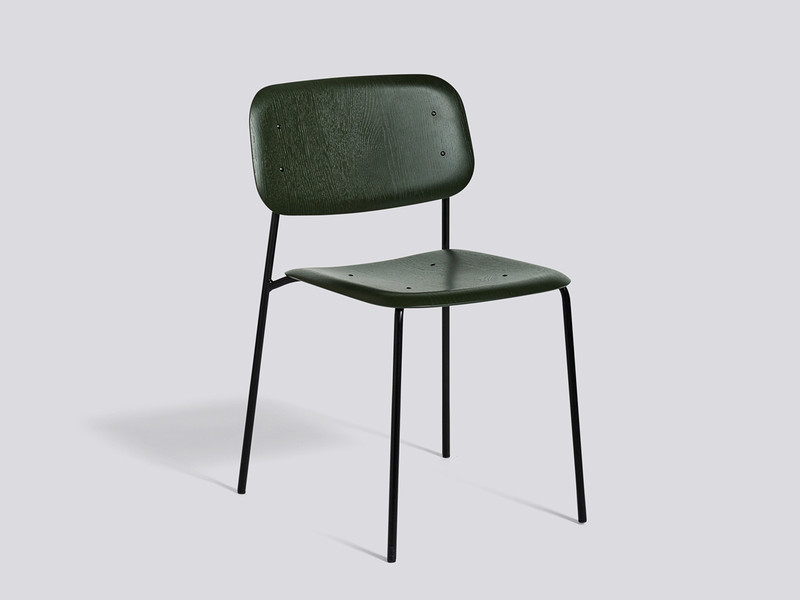 hay soft edge 10 chair metal frame