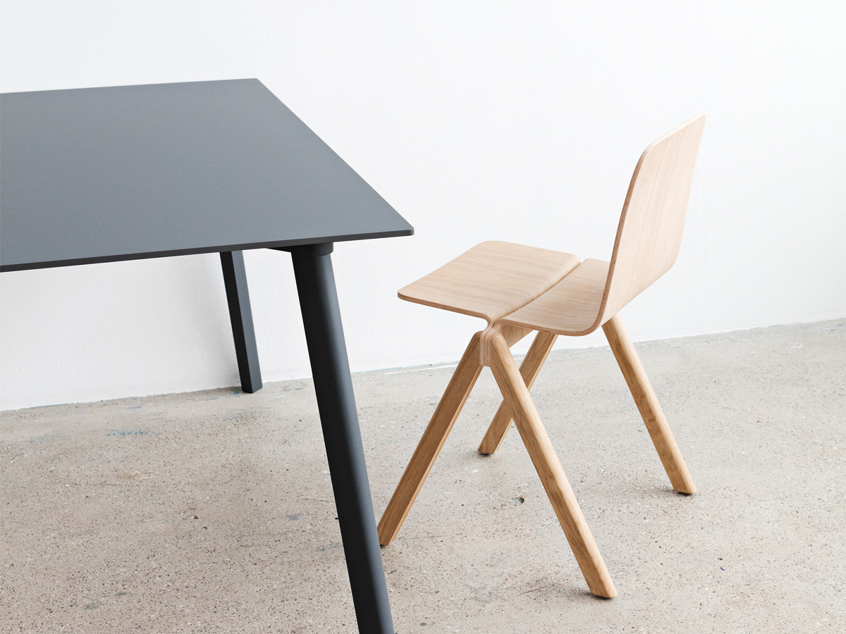 Buy The Hay Copenhague Deux Dining Table Cph210 At Nest Co Uk