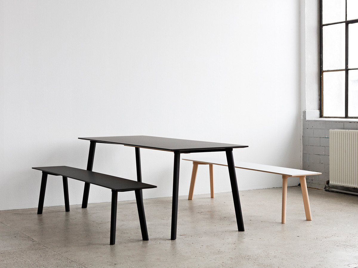 Buy The Hay Copenhague Deux Bench Cph215 At Nest Co Uk