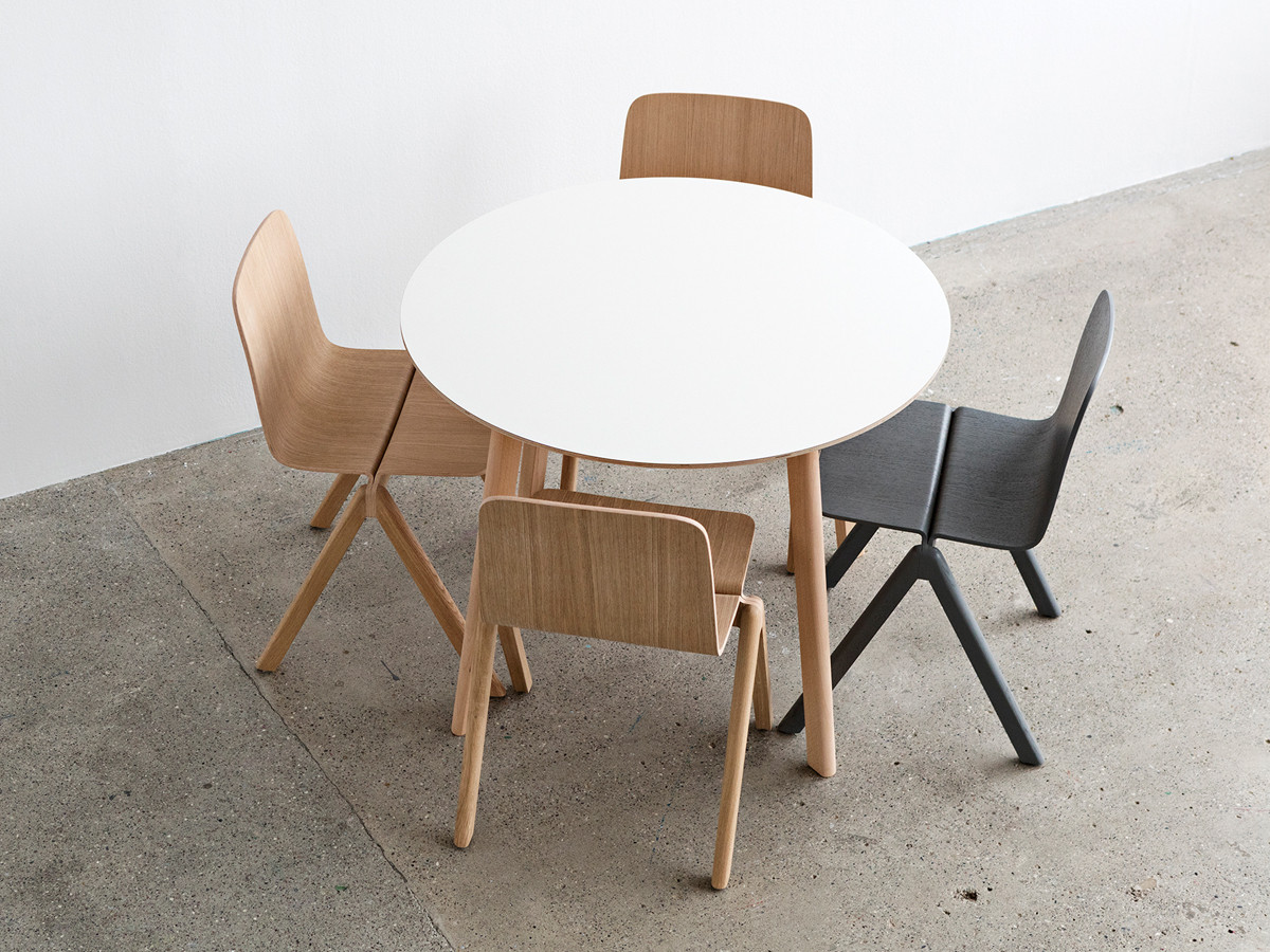 Buy The Hay Copenhague Deux Table Cph220 With 4 Legs At