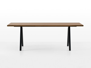 View Kristalia Neat Wood Table