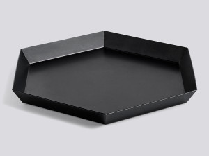 View Hay Kaleido Tray Black