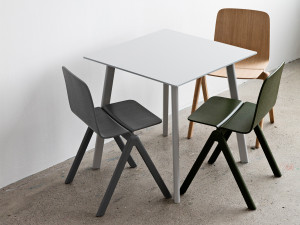 Hay Copenhague Deux Table CPH210 Square
