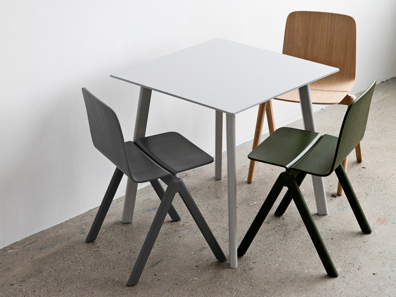 Buy The Hay Copenhague Deux Table Cph210 Square At Nest Co Uk