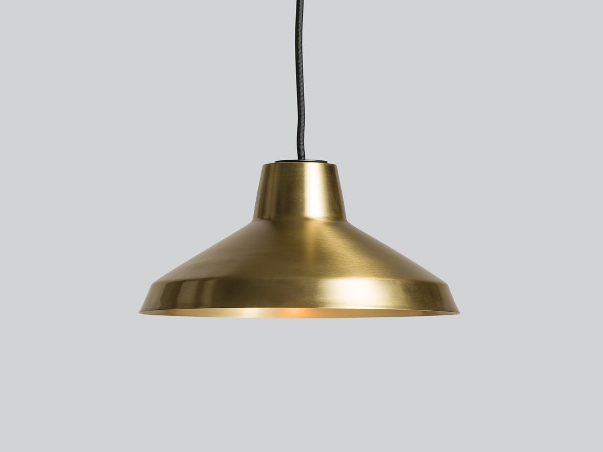 buy the northern lighting evergreen pendant light brass