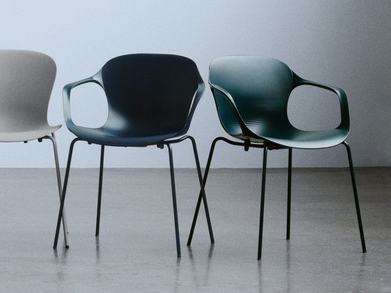Buy the Fritz Hansen NAP Armchair at Nestcouk