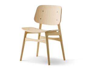 Fredericia Soborg Chair Wood Frame